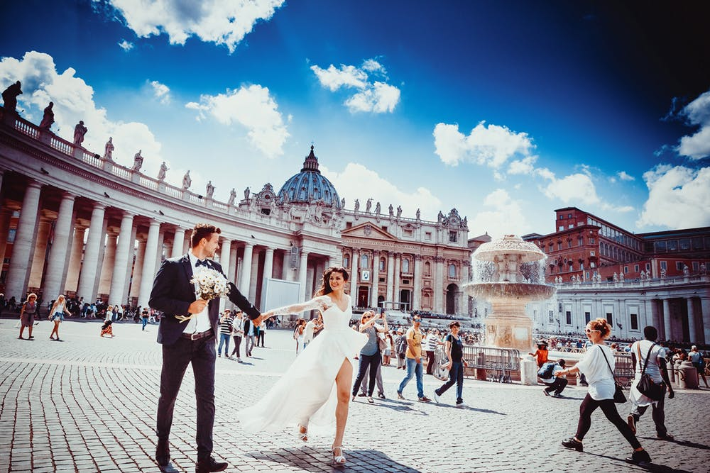 bryllupslege